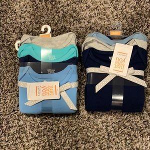 2 packs of onesies